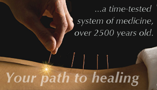 Acupuncture is a time-tested system of medicine